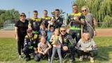 Chóragan Riders triumfuje w winobraniowej rywalizacji na speedrowerowym torze