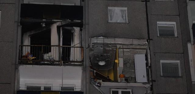 Prokuratura przesłuchuje świadków wybuchów gazu na osiedlach.