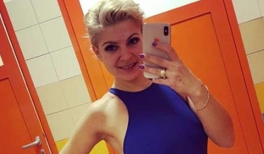 Magdalena Narożna prawie nago w CKM. Wokalistka zespołu...