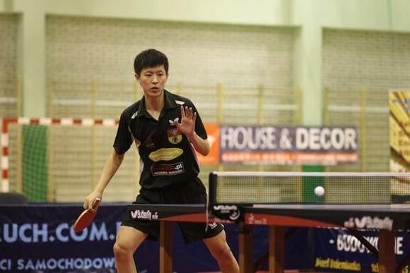 Liu Wei przegrał w sobotę z Tang Yu 1:3