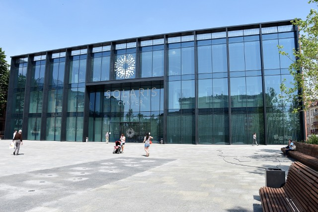 Nowe sklepy w galerii Solaris Center w Opolu