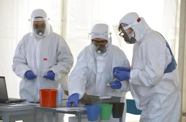 Do 635 wzrosła liczba osób zakażonych wirusem SARS-CoV-2 w województwie zachodniopomorskim.