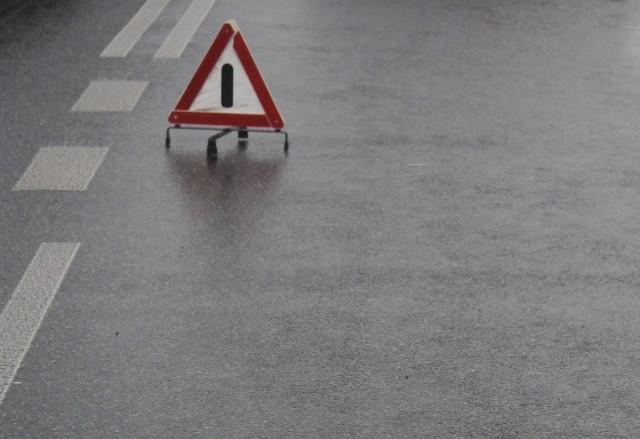 Na ul. Beskidzkiej (DW 948) w Grojcu doszło do zderzenia dwóch samochodów - są utrudnienia w ruchu