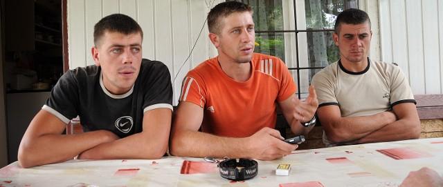 – Liczyliśmy na uczciwość – mówią goście spod Sambora na Ukrainie. – Przyjechaliśmy, by zarobić. Na razie nie mamy nawet na powrót do domu.