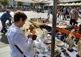 Jarmark staroci na Rynku Kościuszki. Zobacz, czym handlowano w niedzielę