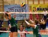 Weronika Wołodko z #VolleyWrocław wróciła do trenowania