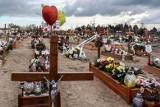 Przejmujący widok cmentarza w Gdańsku! Umiera coraz więcej ludzi. Sprawdziliśmy statystyki umieralności. Dla wielu mogą być szokujące
