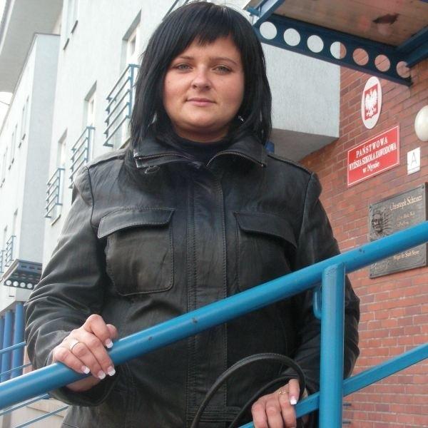 Lucyna Stasiak: - Żeby zostać potencjalnym dawcą szpiku, wystarczy zgłosić się 20 listopada na pobranie krwi do budynku B Państwowej Wyższej Szkoły Zawodowej w Nysie.