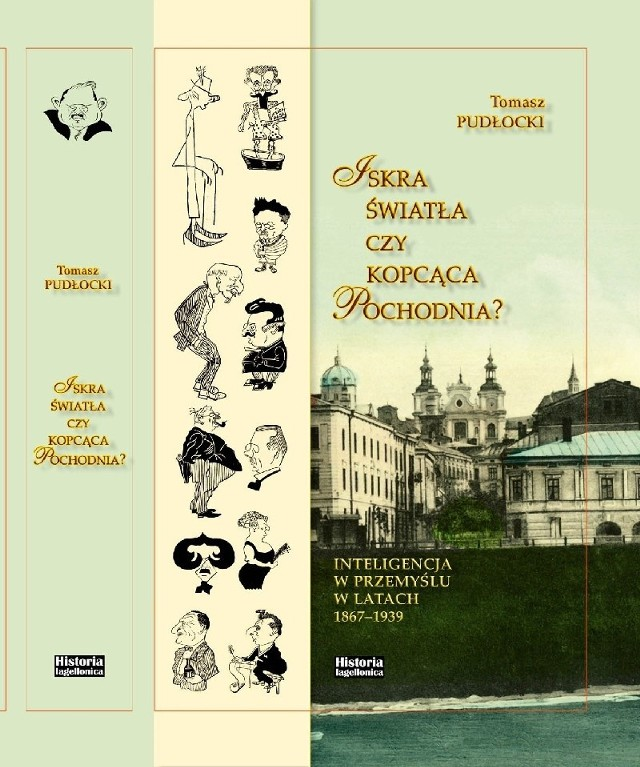 Doktor Pudłocki w swojej najnowszej książce ujawnił wiele skandalicznych faktów z życia dawnych mieszkańców Przemyśla
