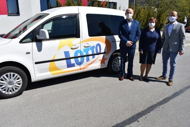 Kolejne firmy i instytucji wsparły Wojewódzki Szpital w Przemyślu.