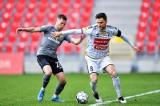 Górnik Łęczna z szóstym meczem z rzędu bez zwycięstwa. GKS Tychy zwyciężył 3:1 i został wiceliderem Fortuna 1. Ligi