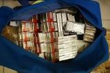 Bytom: Policjanci przejęli 5 tys. sztuk papierosów oraz 10 kilogramów tytoniu bez akcyzy
