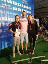 Pływanie. Paulina Piechota pobiła rekord z długą brodą