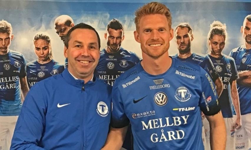 Lasse Nielsen wybrał ligę szwedzką
