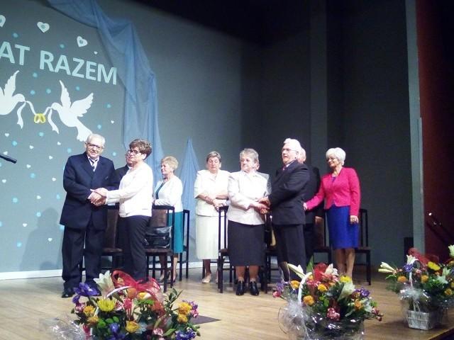 Kilka par z Bytomia Odrzańskiego w tym roku świętuje swoje złote gody