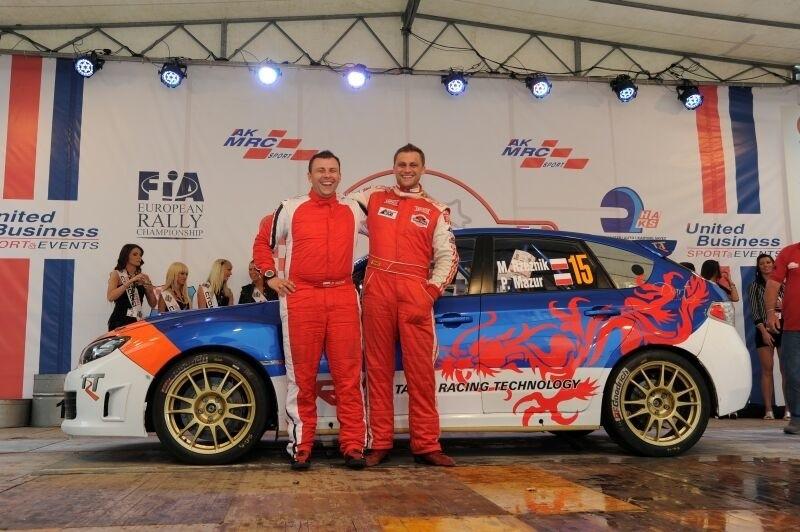 Jak widać, Maciejowi Rzeźnikowi (z prawej) i Przemysławowi Mazurowi humory w Chorwacji dopisywały