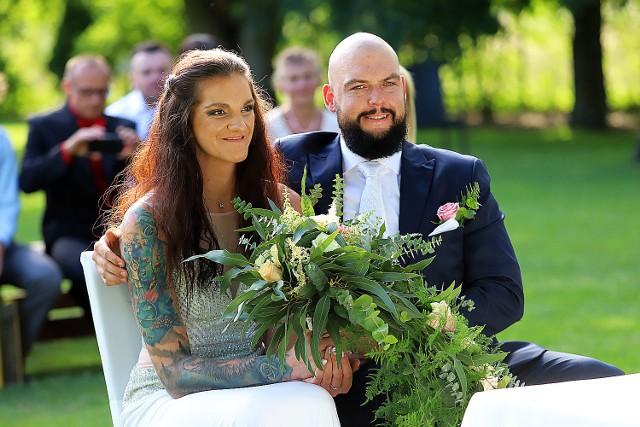 Tak wyglądał ślub gwiazdy siatkarskiej reprezentacji Polski i Igor Gorgonzoli