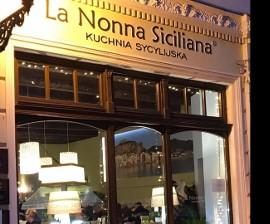 La Nonna Siciliana Toruń Po Kuchennych Rewolucjach Menu