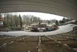 Trwa remont amfiteatru w Koszalinie. Byliśmy na placu budowy [ZDJĘCIA, WIDEO]