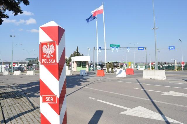 Od 15 marca na wszystkich granicach obowiązywać będą ograniczenia we wjeździe cudzoziemców.
