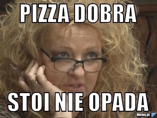 9 lutego to Światowy Dzień Pizzy. Polecamy przygotowanie ciasta w domu, bądź zamówienie w lokalu. Zobaczcie też najciekawsze memy o pizzy.