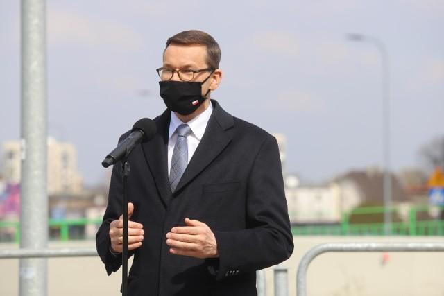 Premier Mateusz Morawiecki przyjedzie dziś do Wrocławia. Jaki jest cel wizyty?