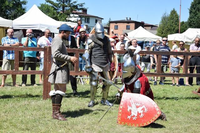 Turniej rycerski w Siewierzu