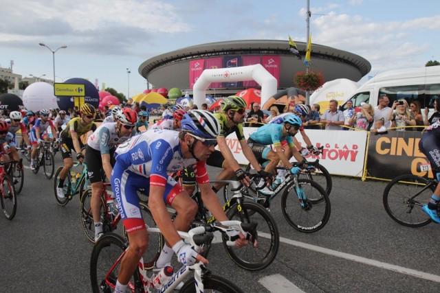 1. etap Tour de Pologne 2020 zacznie się na Stadionie Śląskim, a zakończy przed Spodkiem. Na starcie i mecie nie będzie publiczności.