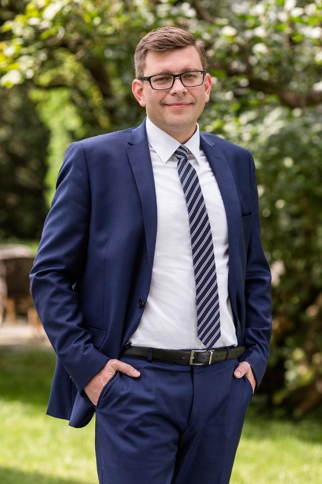 dr Grzegorz Baczewski, dyrektor departamentu dialogu, pracy i spraw społecznych Konfederacji Lewiatan