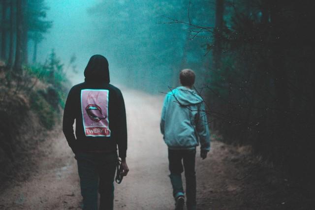 Wszystko wydarzyło się w lesie przy Wzgórzach Piastowskich