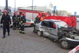 Śmiertelny wypadek na skrzyżowaniu Piłsudskiego i Kilińskiego! Sprawcą pijany kierowca ZDJĘCIA