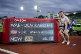Fenomenalny bieg Karstena Warholma na mityngu w Oslo. Padł prawie 30-letni rekord świata!