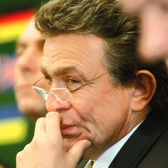 Janusz Wójcik był jednym z najbardziej znanych posłów reprezentujących Podlasie