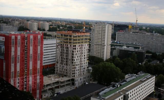 Apartamentowce Sokolska 30 Towers