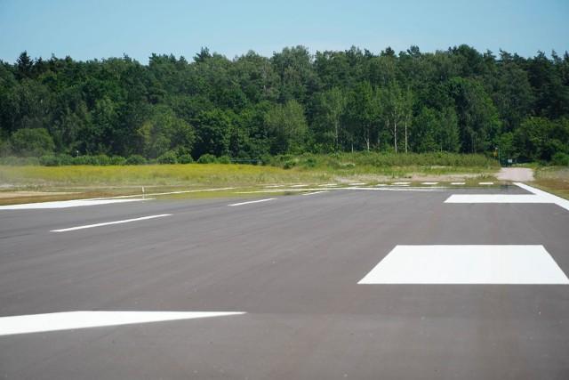 Pas startowy na Krywlanach został wybudowany już dwa lata temu. Koszt inwestycji to ponad 45 mln zł.