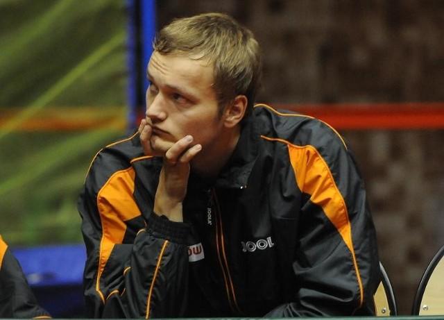 Mina Pawła Płatonowa mówi wszystko. Szanse gorzowian na awans do wielkiego finału są już tylko teoretyczne.