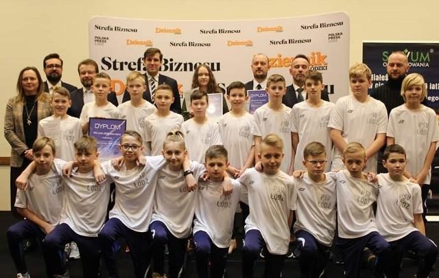 Drużyna rocznika 2008 zdobyła tytuł drużyny roku w plebiscycie Dziennika Łódzkiego na Drużynę Roku 2019.