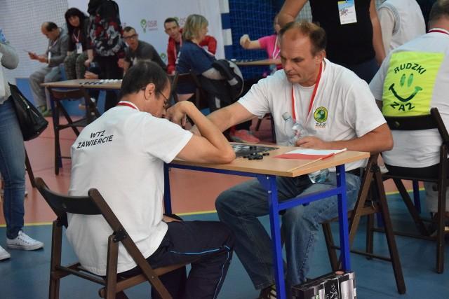 Niepełnosprawni rywalizowali w zawodach rekreacyjnych