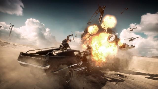 Mad MaxGra Mad Max jest już dostępna na PC, PlayStation 4 i Xbox One. Wszędzie z polską, kinową wersją językową