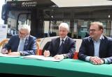 Będą kolejne elektryczne autobusy w Radomiu. Miejski przewoźnik dzisiaj podpisał umowę na ich dostawę, dziewięć wozów kupi za unijną dotację