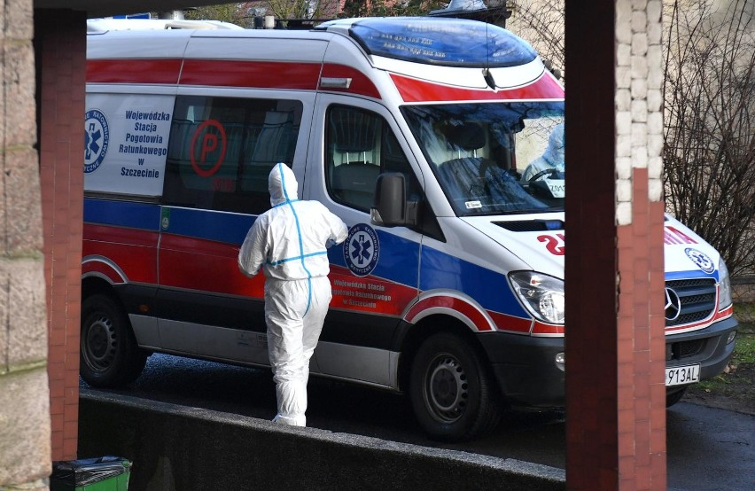 Koronawirus w Lubuskiem. Na oddział zakaźny w Zielonej Górze trafiły kolejne osoby z podejrzeniem zakażenia koronawirusem. Będą badane