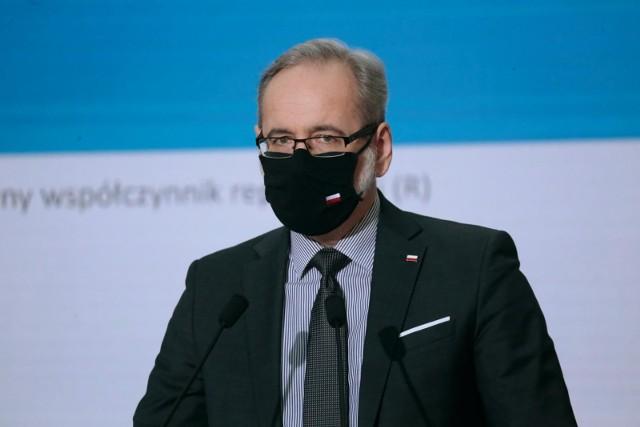 Minister Adam Niedzielski