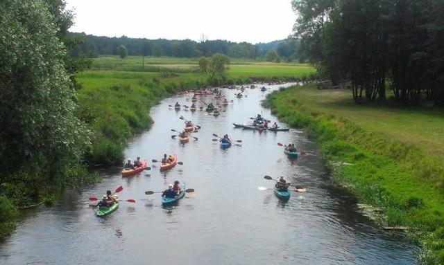 Uczestnicy spływu będą gościć w Brodnicy