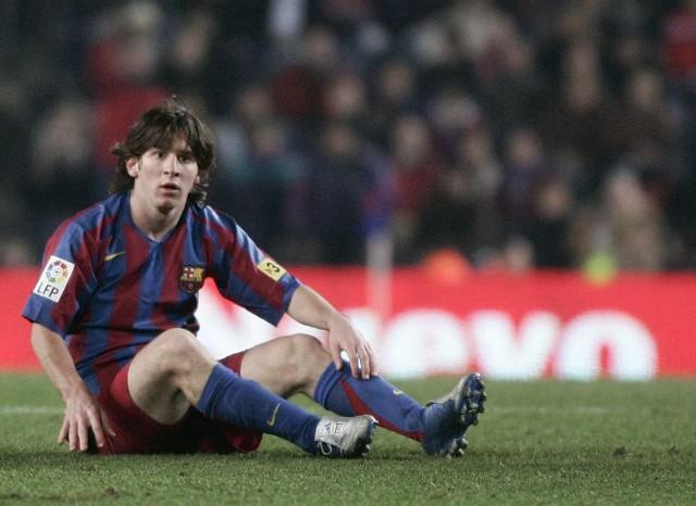 Leo Messi już od 15 lat zachwyca pięknymi golami