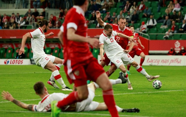 Polska - Rosja 1.06.2021