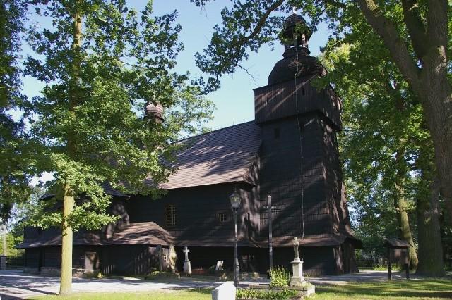 Kościół w Bierdzanach