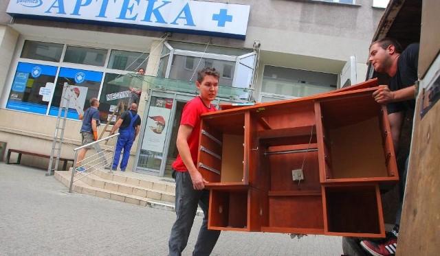 """Ta Apteka Galenica w Poznaniu funkcjonowała pół wieku, by paść ofiarą """"apteki dla aptekarzy"""""""