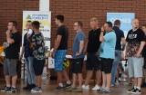 Targi pracy w Szydłowcu. Było prawie 40 wystawców i blisko 700 wolnych miejsc pracy