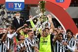 Wojciech Szczęsny zdobył Puchar Włoch, choć w bramce Juventusu stał Gianluigi Buffon