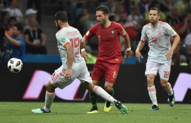 Diego Costa ma już na koncie trzy trafienia na Mundialu w Rosji. Zobacz skrót meczu Iran - Hiszpania!